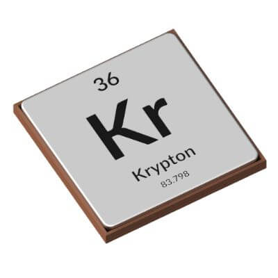 The Periodic Table - Krypton