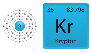 Krypton Facts for Kids