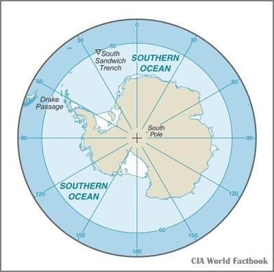 A Map of the Southern Ocean