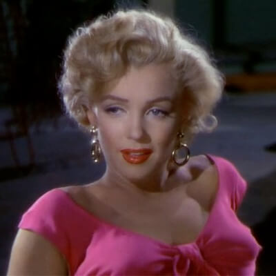 A Picture of Marilyn Monroe