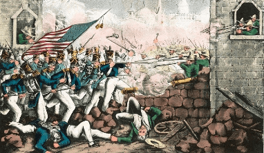 Mexican-American War Facts for Kids