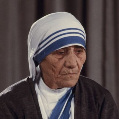 A Picture of Mother Teresa