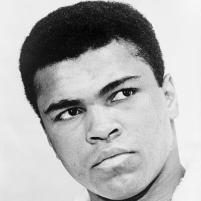 A Picture of Muhammad Ali