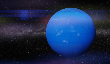 Planet Neptune Facts for Kids