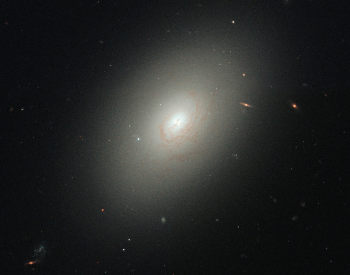 A photo of the elliptical galaxy NGC 4150