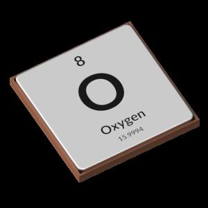 Oxygen Periodic Table