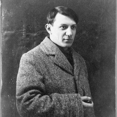 A Picture of a Pablo Picasso