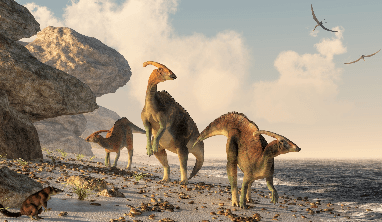 Parasaurolophus Facts for Kids