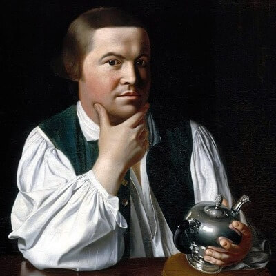 A Picture of Paul Revere