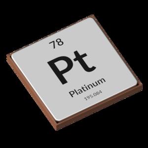 The Periodic Table - Platinum