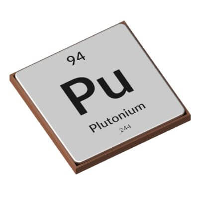 The Periodic Table - Plutonium