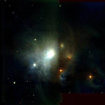 A Picture of a Protostar
