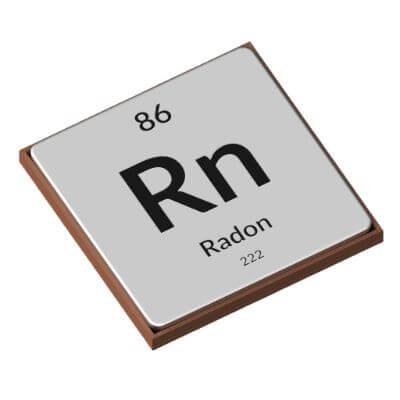 The Periodic Table - Radon