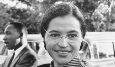 Rosa Parks Facts for Kids