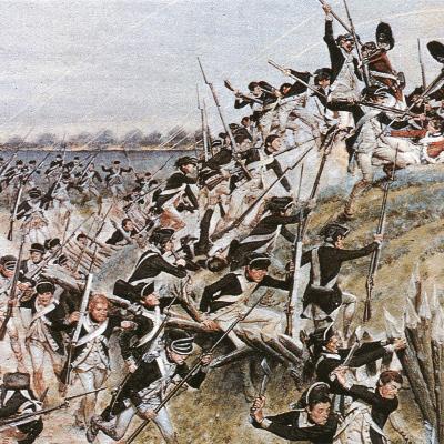 The Battle of Siege of Yorktown