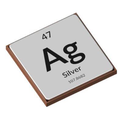 Silver Periodic Table