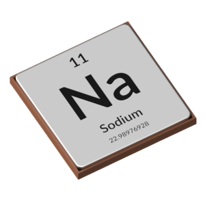 Sodium Periodic Table