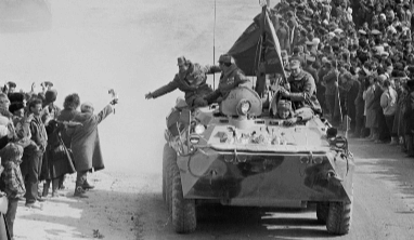 Soviet-Afghan War Facts for Kids