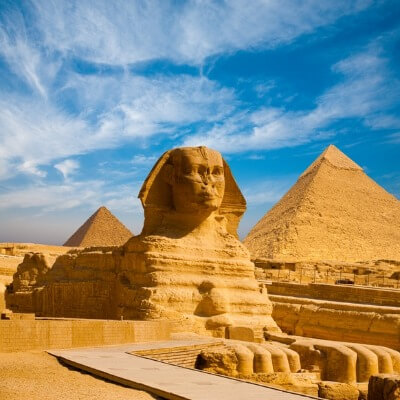A Picture of the Sphinx