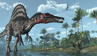 Spinosaurus Facts for Kids