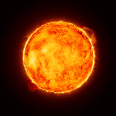 A Picture of our Sun (Star)