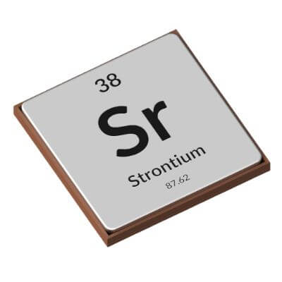 Strontium - Periodic Table of Elements