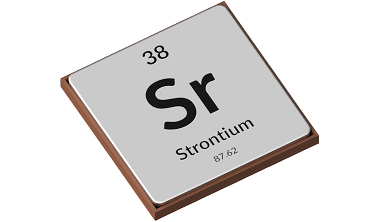 Strontium Facts for Kids