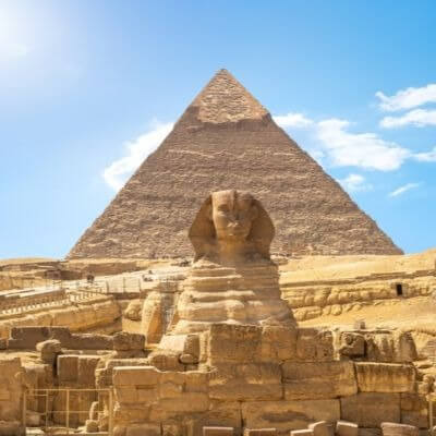 A Picture of the Great Pyramid of Giza