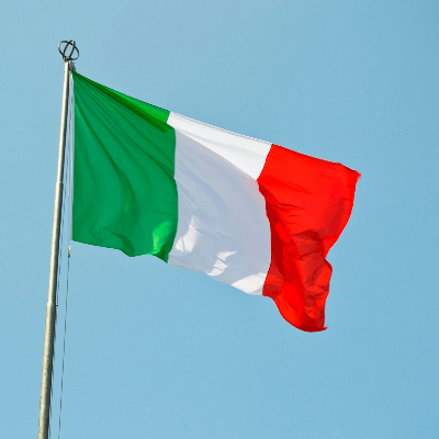 A Picture of the Italian Flag