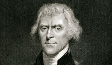 Thomas Jefferson Facts for Kids