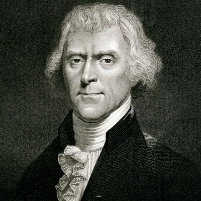A Picture of Thomas Jefferson