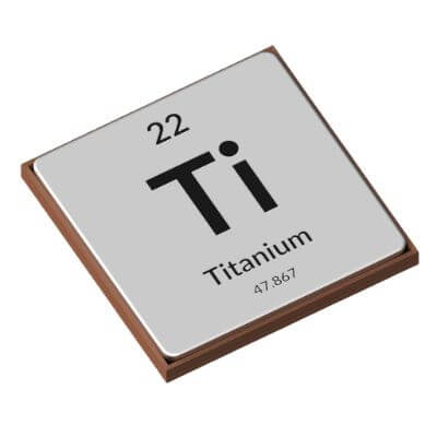Titanium Periodic Table