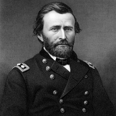 A Picture of Ulysses S. Grant