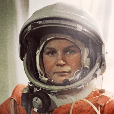 A picture of Valentina Tereshkova