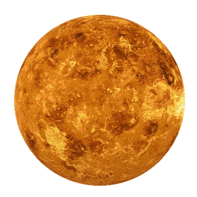 A Picture of the Planet Venus