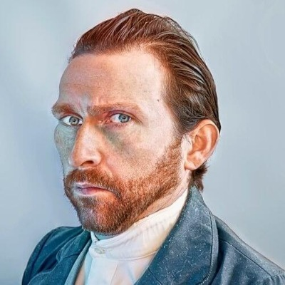 A Picture of Vincent van Gogh