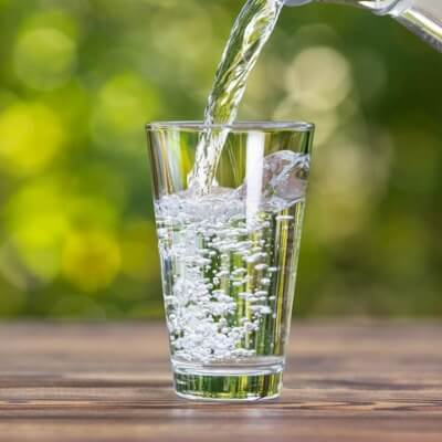 A Glass Full of Water Nutrition