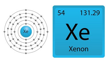 Xenon Facts for Kids